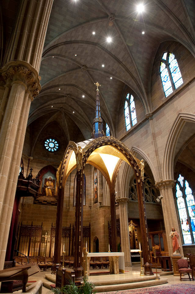 Christal and Nick – St. Joseph\'s Cathedral and Bosco Center ...